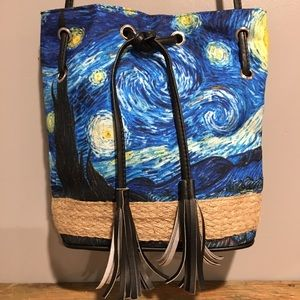 Starry Night Handbag